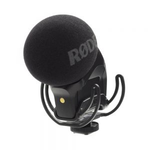 Rode Microphone Stereo VideoMic Pro