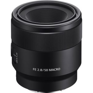 SOny FE 50mm f2.8 Macro Lens Full Frame
