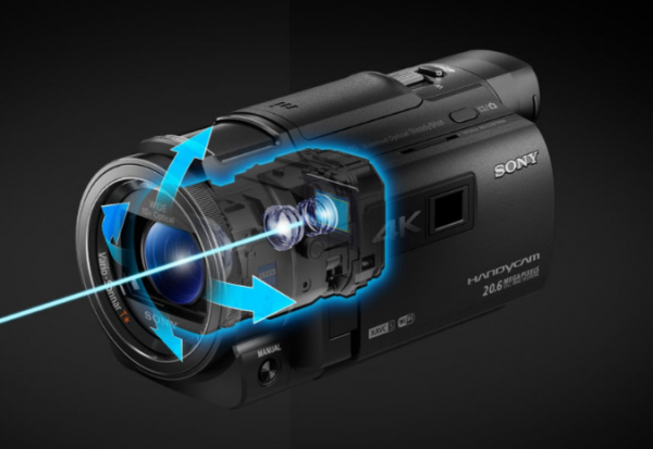 Sony Balanced Optical SteadyShot