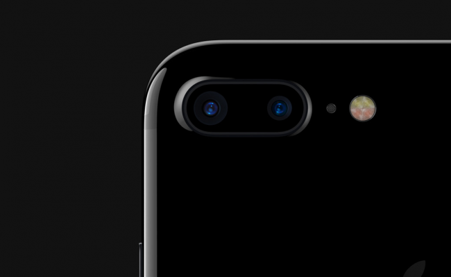 Apple iPhone 7 plus 12 mp dual camera