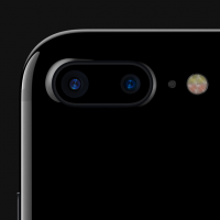 iPhone 7 Plus Dual Cameras LED Flash