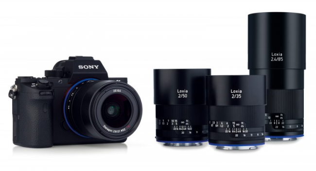 zeiss 85mm loxia lens, sony a7rII, loxia 21mm, loxia 35mm, loxia 50/2