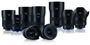 The three new lenses expand the ZEISS Milvus family that now covers the focal length range 15mm - 135mm.