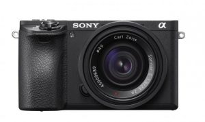 SOny a6500 front