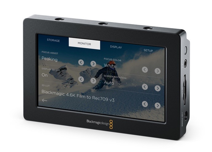 Blackmagic Video Assist Firmware Update 2.3