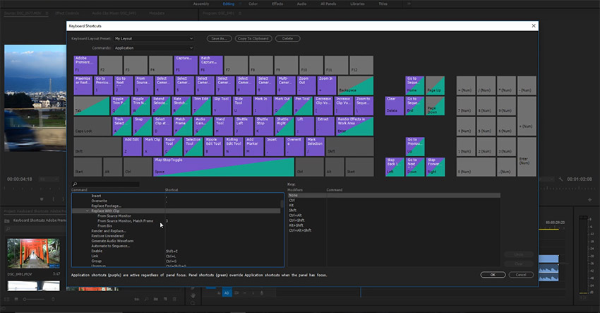 how to change timecode in premiere pro cc 2017