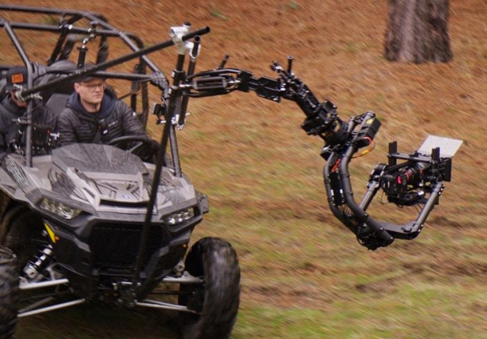 Freefly Movi XL NAB 2017
