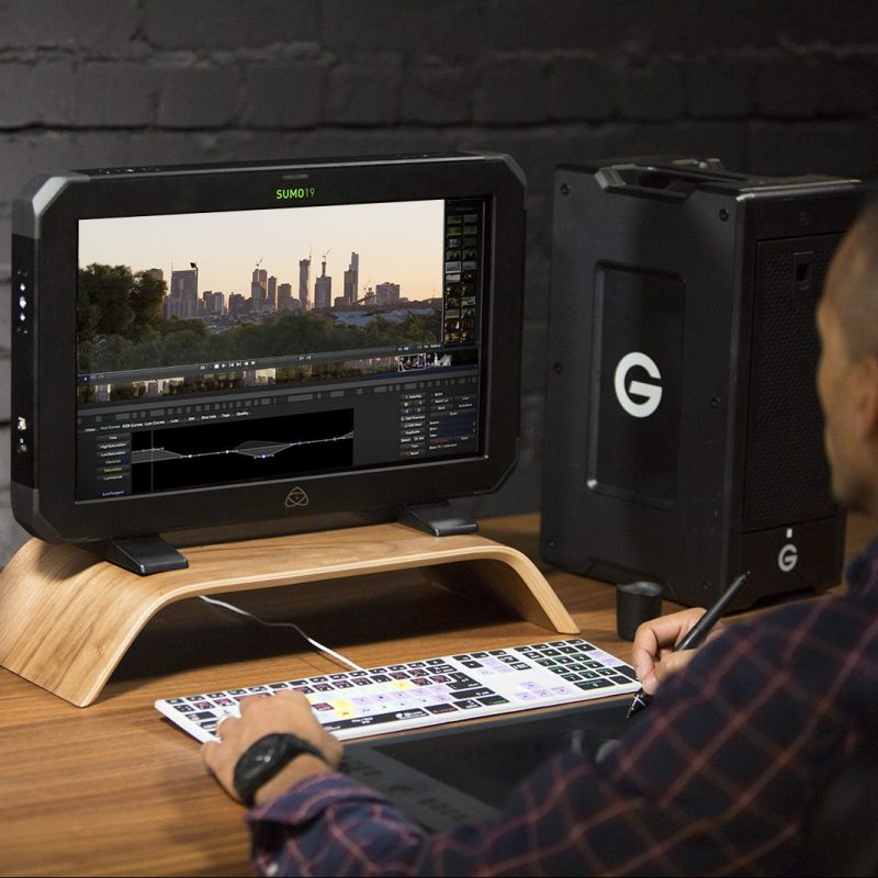 Atomos Sumo Production Monitor Studio