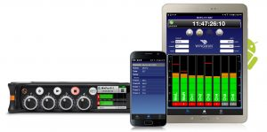 Sound Devices Wingman App MixPre Series