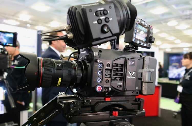 Panasonic Varicam LT Media Production Show 2017