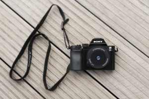CP Goerz Citograph 35mm f8 always in focus lens