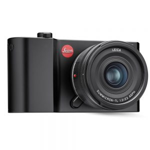 Leica TL2 Black Front