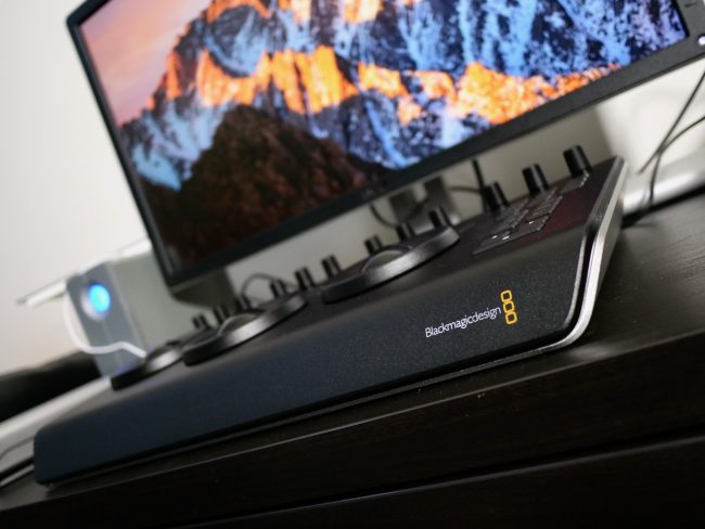 Resolve Micro Panel Review Blackmagic