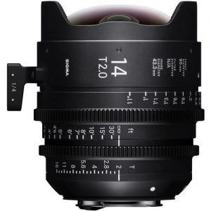 Sigma 14mm T2 High Speed Cine Prime