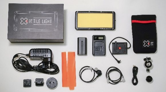 Blind Spot Gear Tile Light