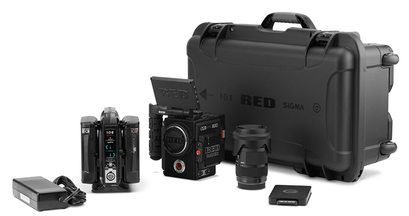Apple RED Raven Kit Package