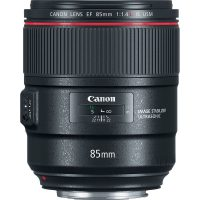 Canon 85mm f1.4L IS USM