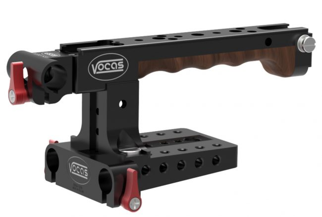 Vocas Canon C200 Top Hand Grip