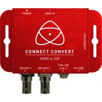 IBC 2017 Atomos Connect Convert HDMI to SDI RED