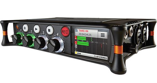 MixPre-6 Sound Devices