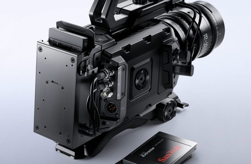 Blackmagic URSA Mini SSD recorder