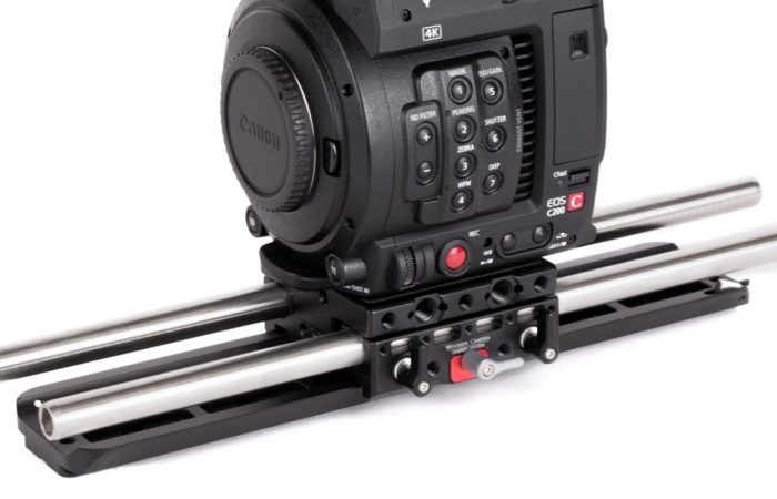 Canon C200 Unified Baseplate Wooden Camera