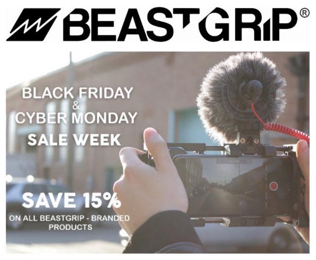 BeastGrip Cyber Monday Deals