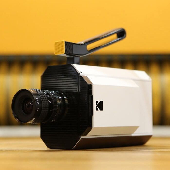 Kodak Super 8 camera CES 2017