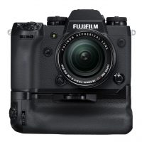 Fujifilm X-H1 battery grip