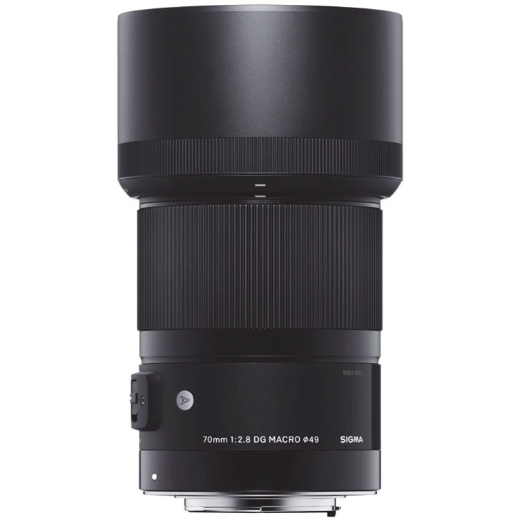 Sigma 70mm f2.8 Macro Art Lens