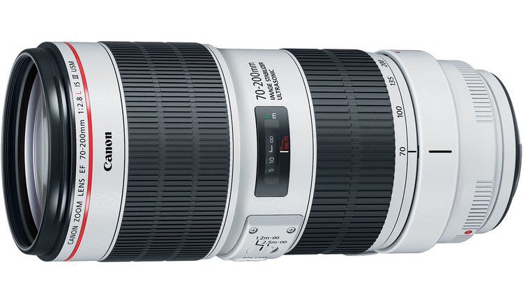 Canon EF 70-200mm f2.8 IS III USM Front