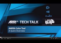 AMIRA Color Tool by ARRI Works with BMCC, BMPC 4K, BMPCC, Sony F5/F55/F3, Canon 1DC and Many Others