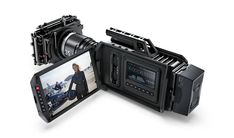 Blackmagic-URSA-PL 4k shooters
