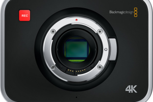 Blackmagic Production 4K Camera Review and Tests
