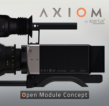 Apertus AXIOM Alpha Camera Field Testing & AXIOM Beta News