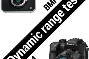 Dynamic Range Comparison Between the Panasonic GH4 and the BMPC 4K