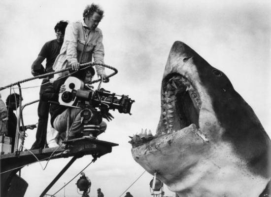 Jaws making of 1