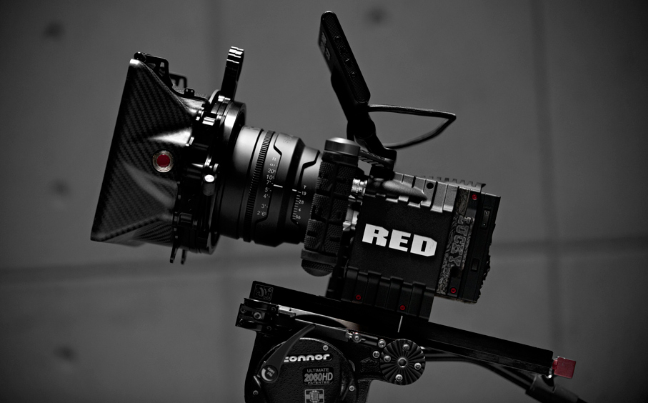 Red One Camera Wallpaper