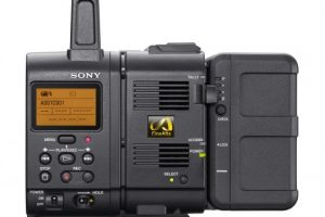 Sony NEX-FS700 & AXS-R5 Recorder For Shooting 4K Raw: Overview & Setup