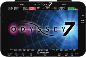 Convergent Design Odyssey 7 Now Shipping & New Firmware for the both Odyssey 7 & 7Q