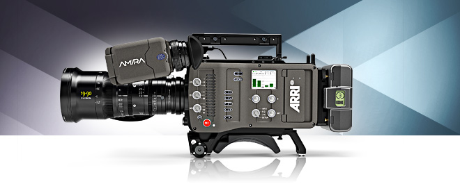 ARRI Amira 4K Upgrade