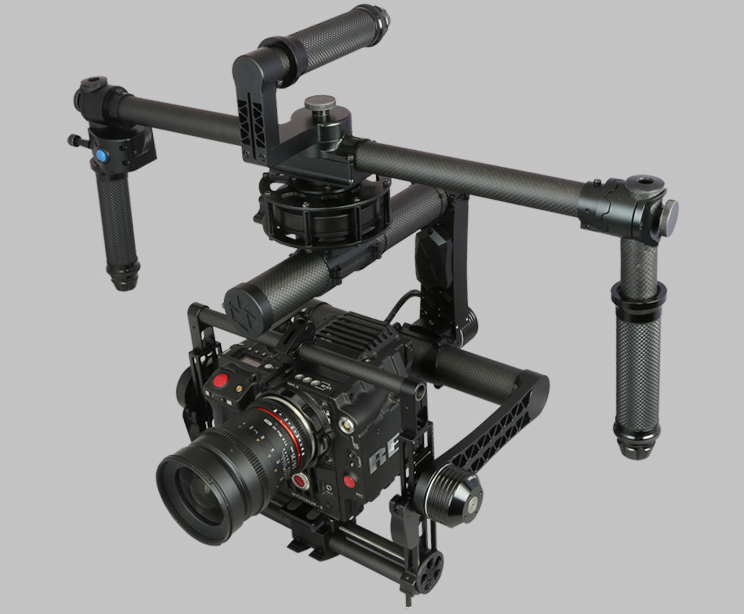 Allsteady 7 A New Handheld 3 Axis Gimbal For The Gh4 A7s