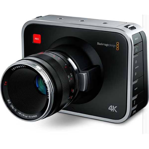 Blackmagic Design Camera Update 2 4 For The Production Camera 4k 4k Shooters