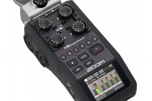 Review of the Zoom H6 Portable Audio Recorder