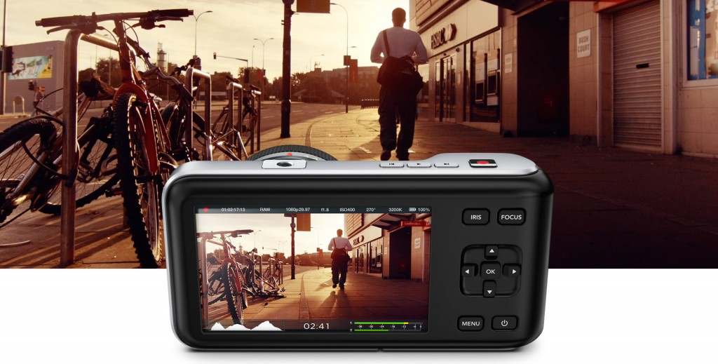 Blackmagic Pocket Cinema Camera Gets Histogram Time Remaining Audio Levels In Camera Utility 1 9 3 4k Shooters