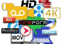 Which Codec Is Most Suitable for Your 4K Workflow?