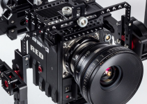 GCAM 3-Axis Gimbal for Sony A7s, GH4, BMPCC up to RED Epic from Motion9
