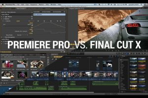 Adobe Premiere Pro vs. Final Cut X – Which Platform is Better at Video Compression