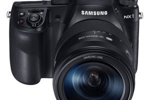 The First Footage From The 4K Samsung NX1 Mirrorless Camera