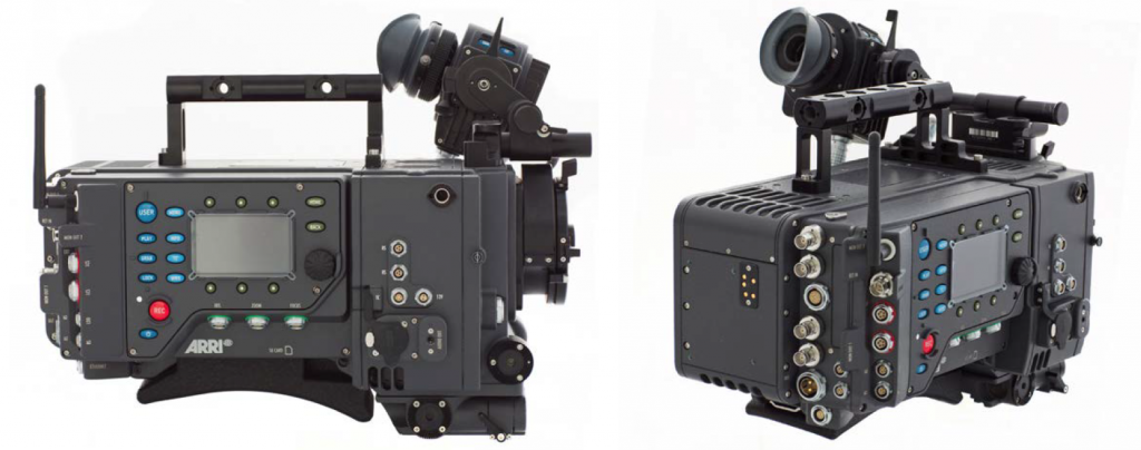 Alexa 65 Side Back 4K Shooters